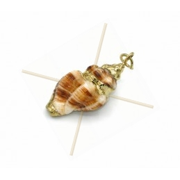 Coquillage Shell pendentif...