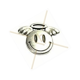 hanger smiley angel 20mm