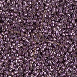 Miyuki Delica 11/0 - Duracoat Galvanised Eggplant - Db1850