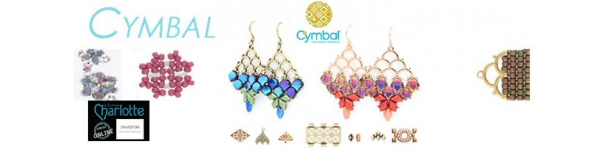 Cymbal beads and accessories