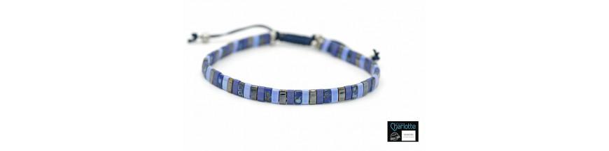 Miyuki Half + Quarter + Tila bracelets Kits