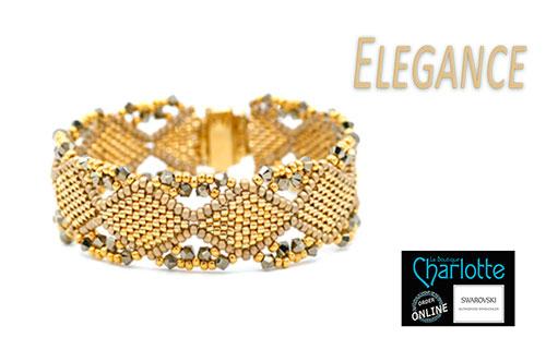 Kit Elegance Gold Plated