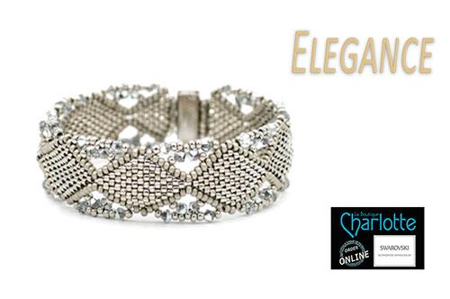 Kit Elegance Palladium Plated