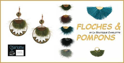 floches y pompons