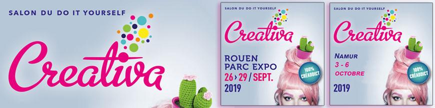 Creativa Rouen - Namur