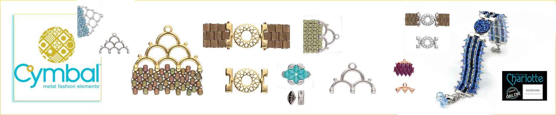 Cymbal Beads